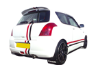 Suzuki Swift Graphic Sets from £39