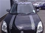 Suzuki Swift / Mini - Small Chequered Roof