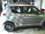 Complete Kit - Suzuki Swift Chequered Sides Set